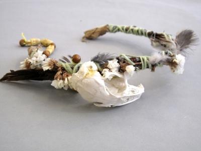 Voodoo-skull-rabbit-headdress