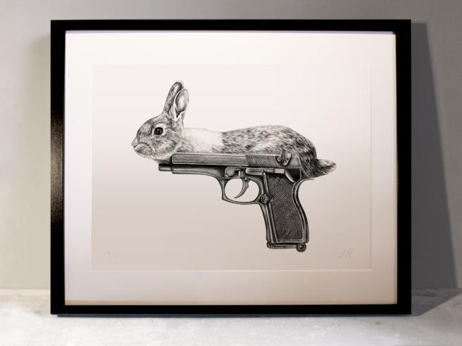 3.Gun_Bunny_2013_Lauren_Mortimer_ofcabbagesandkings2