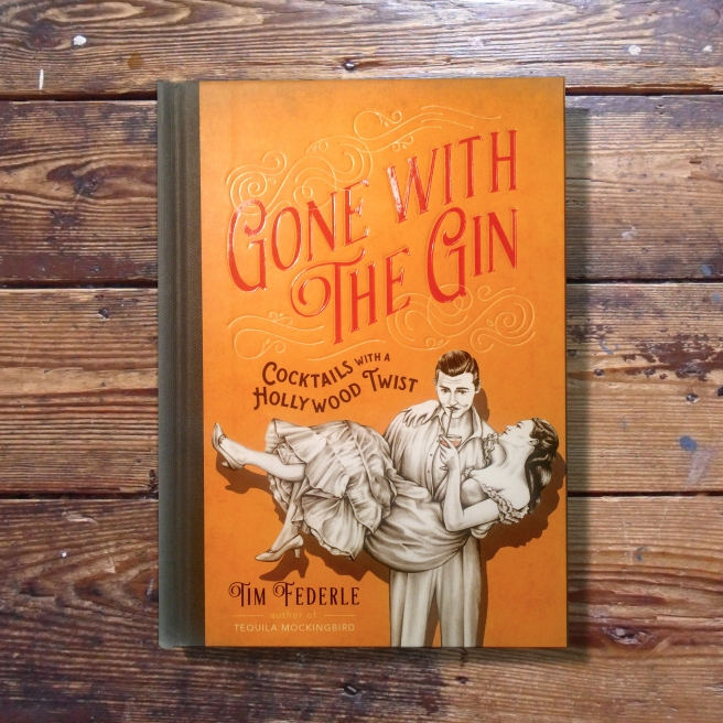Lauren Mortimer_Gone With The Gin Cover